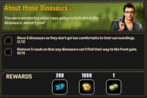 About those Dinosaurs 1