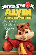 A&TC Alvin and the Substitute Teacher Book Cover