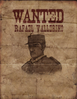 Wanted rafael vallerino