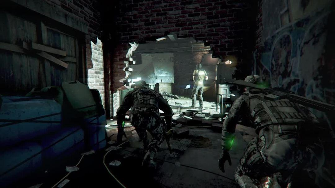 Splinter Cell Blacklist Co-op Trailer