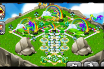 TLoSaS's Updated Rainbow Island