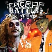 Beetlejuice vs The Mask
