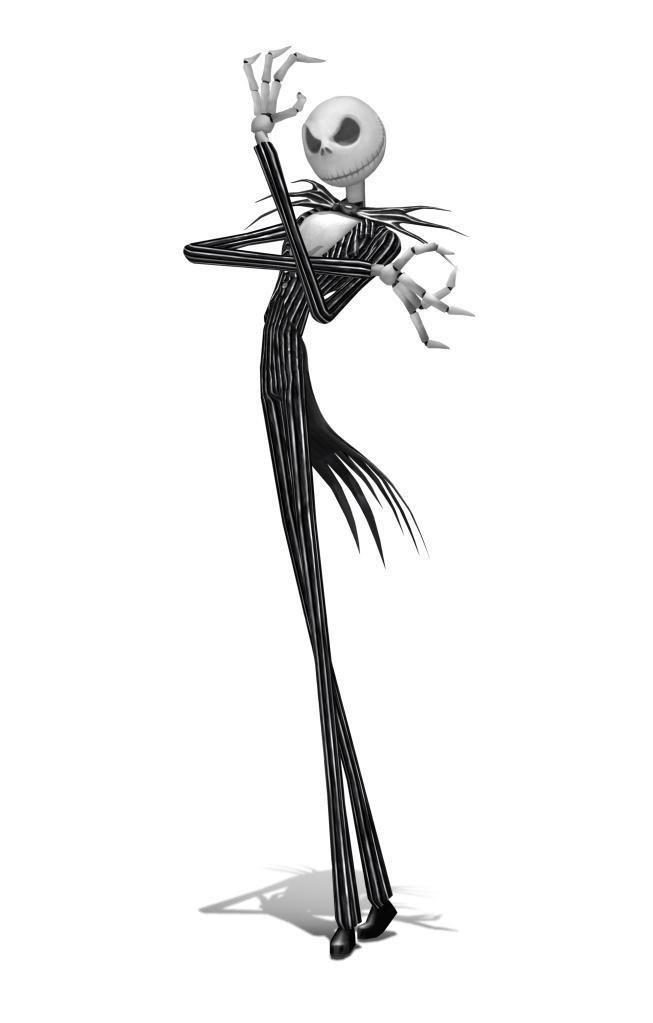 Jack Skellington - Disney Wiki
