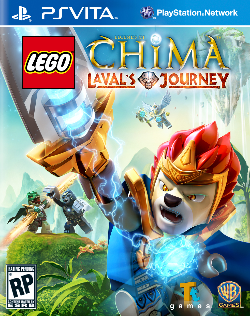 LEGO Legends of Chima: Laval's Journey - Brickipedia, the LEGO Wiki