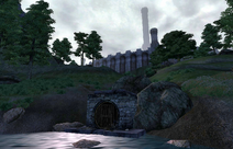 Imperial City Sewers South East Exit