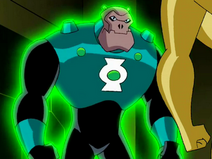 Kilowog's new look