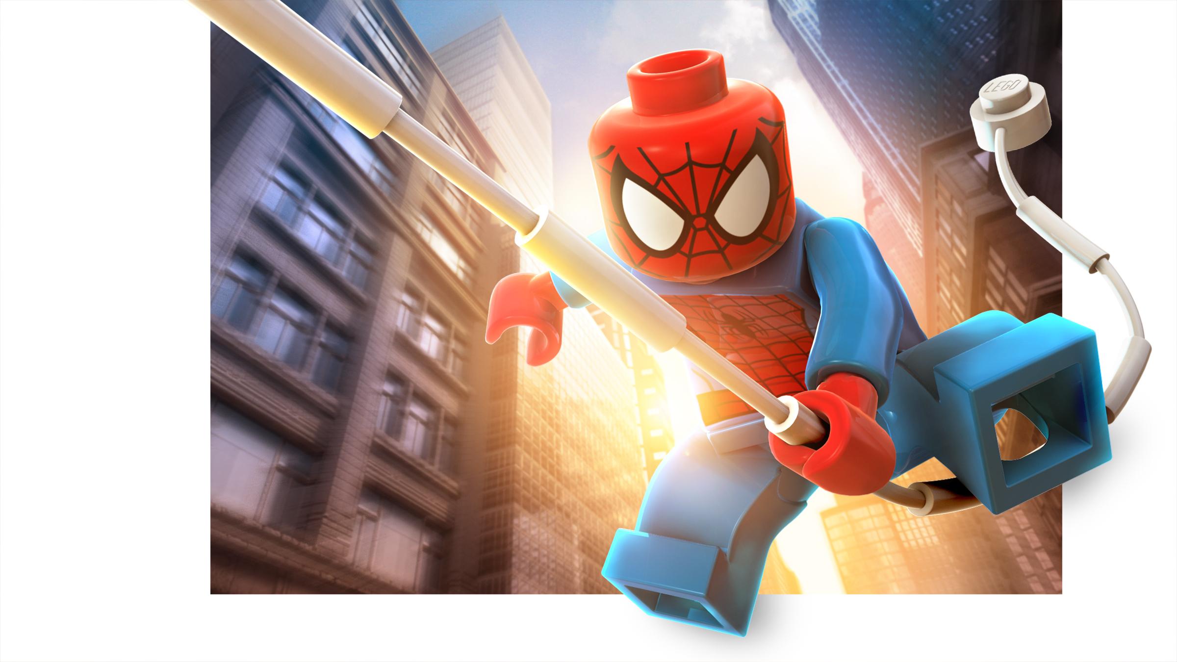 Lego spider man the video game idea wiki - Spiderman batman lego ...