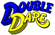 Double Dare Logo 1988 c