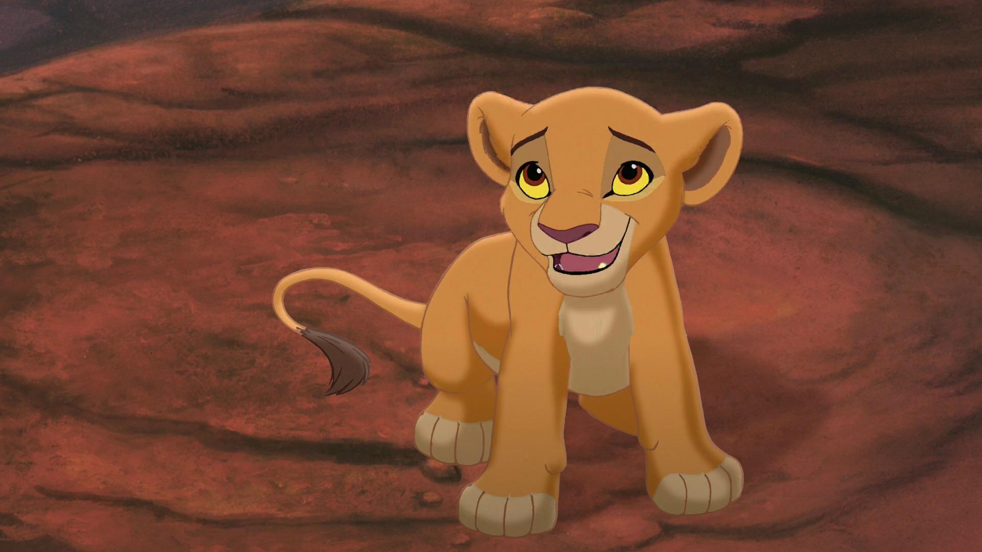 Kiara - The Lion King