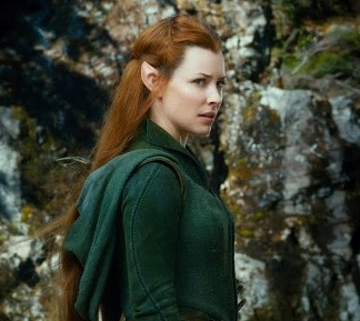 Le Hobbit : La désolation de Smaug Desolation_-_Tauriel_still