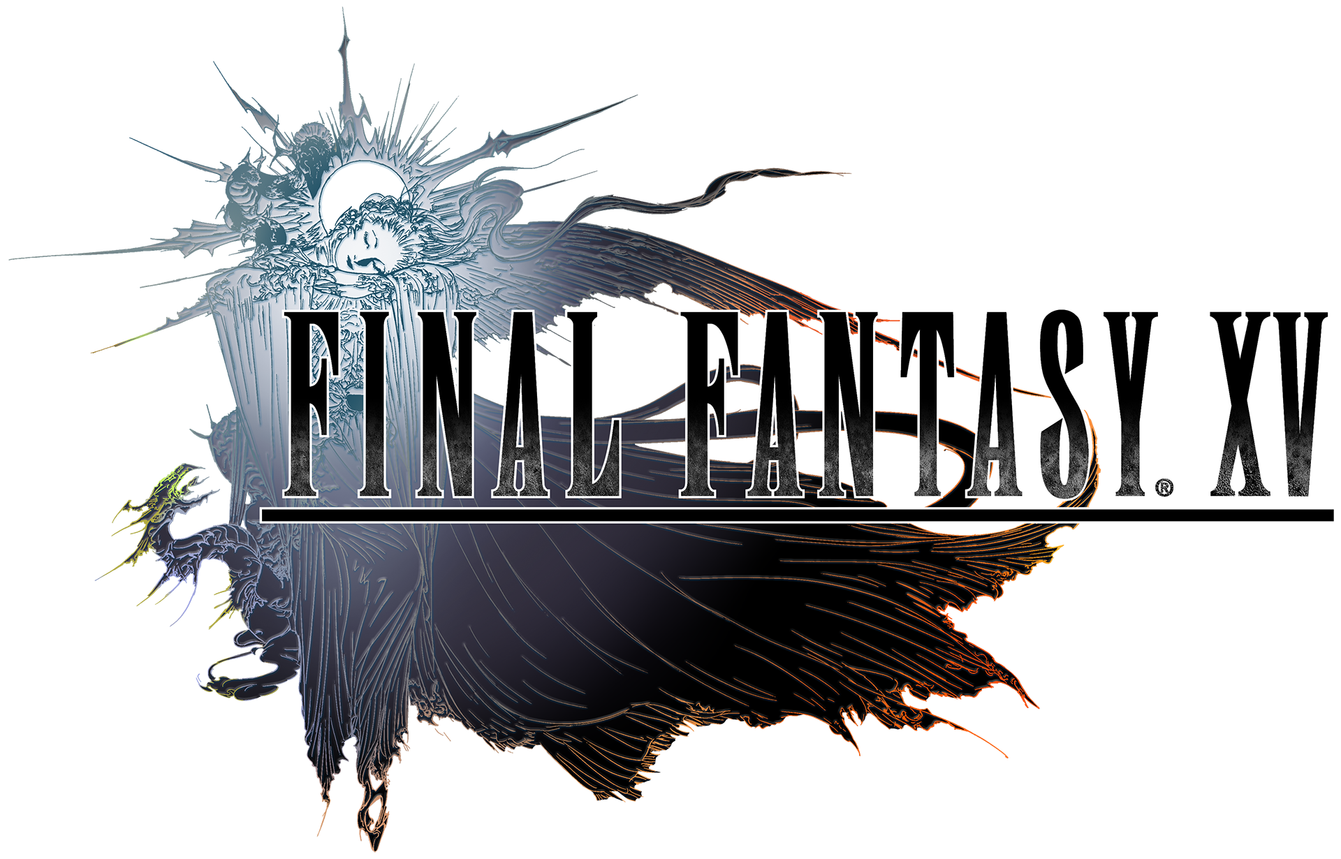 Final Fantasy XV vai contar com um mundo aberto continuado Final_Fantasy_XV_Logo