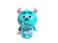 KeithStrife MU Sulley Playset