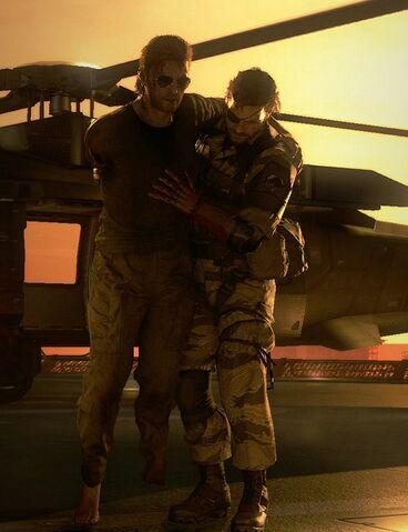 368px 3dVJL روزهای متفاوت یک مار | اولین نگاه به Metal Gear Solid V: The Phantom Pain