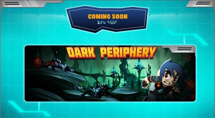 Battle for Slugterra . Dark Periphery cavern in Battle for slugterra
