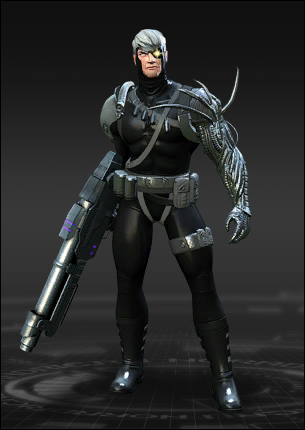 Cable/Costumes - Marvel Heroes Wiki