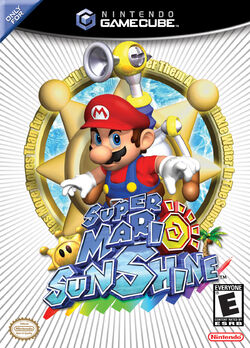 Super Mario Sunshine (NA)