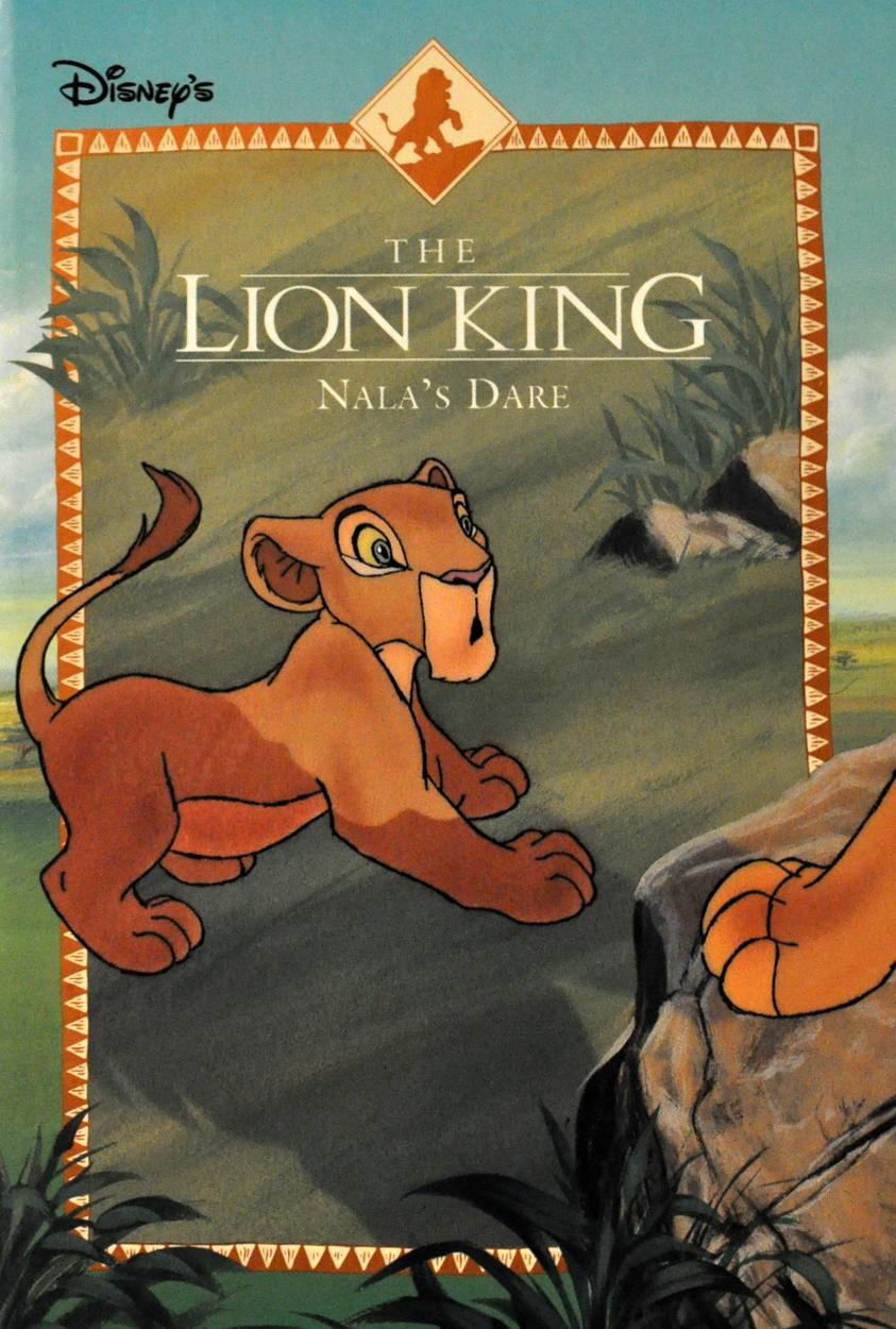 nalas dare the lion king