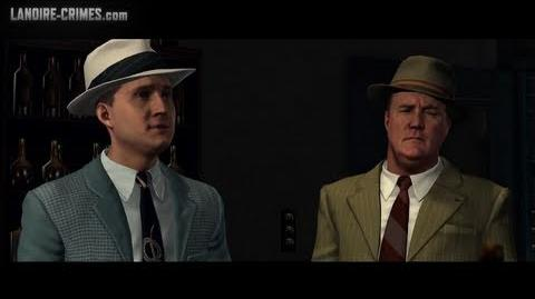 LA Noire - Walkthrough - Mission 12 - The Studio Secretary Murder (5 Star)