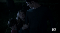 Teen Wolf Season 3 Episode 3 Fireflies Tyler Posey Scott McCall saves kids
