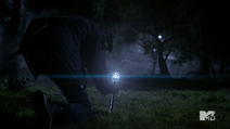 Teen Wolf Season 3 Episode 3 Fireflies ultrasonic emitter