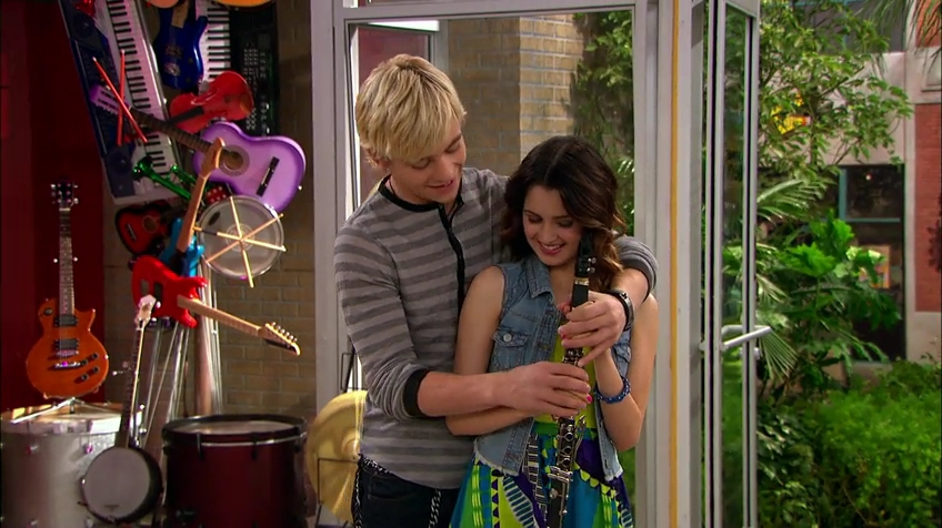 Austin and ally hookup for real