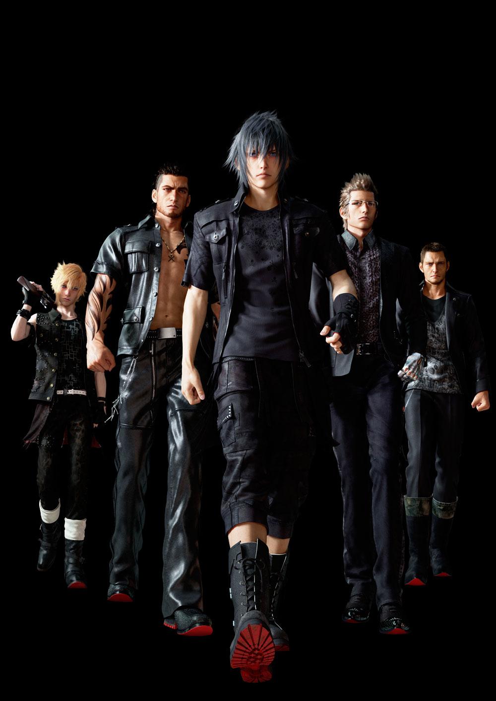 final fantasy xv video game   tv tropes