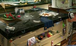 Balcão da cozinha