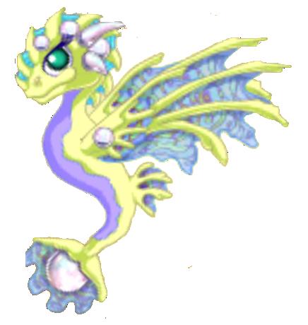Dragon Vale Diamond Dragon