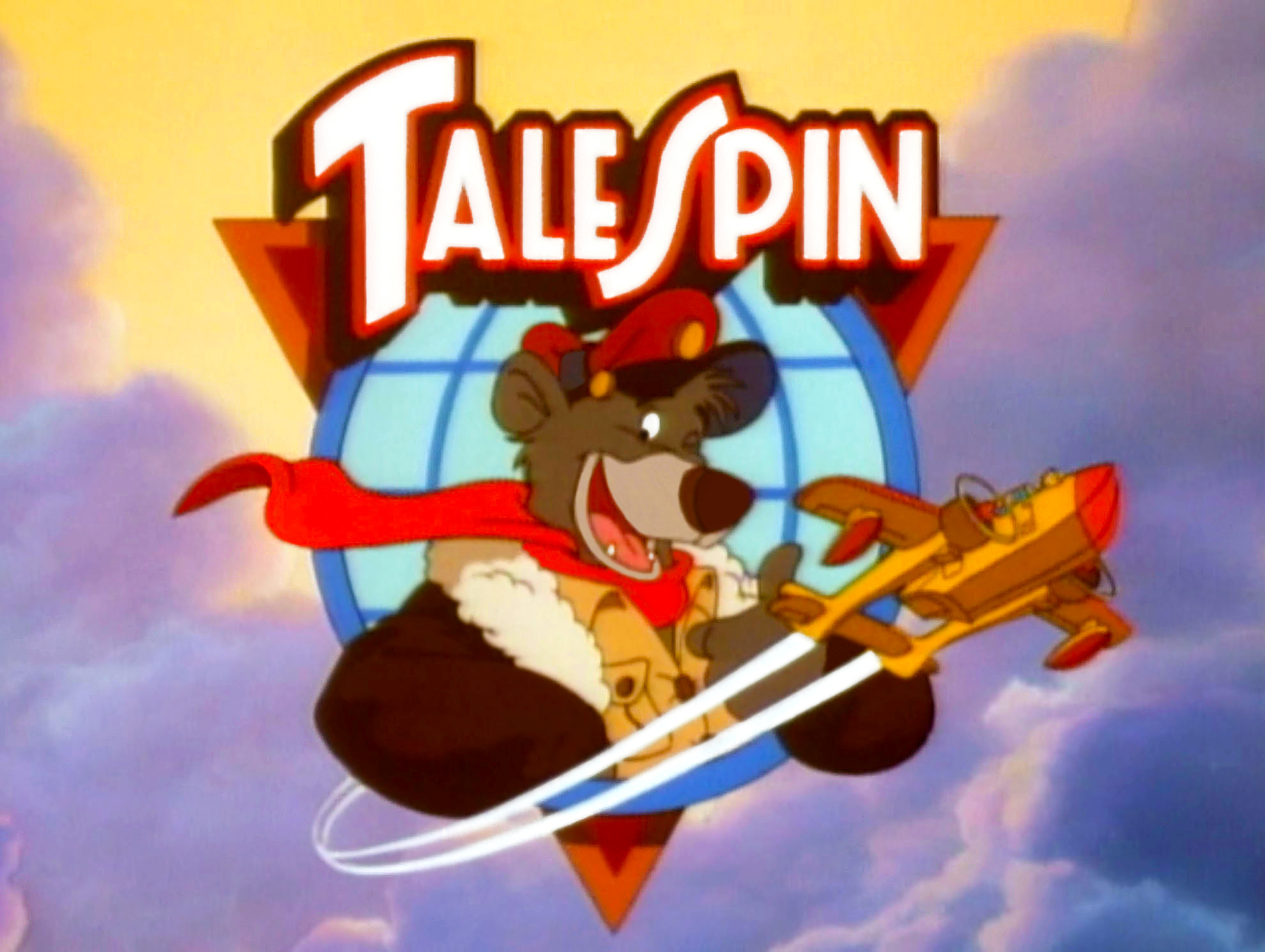 Talespin disney wiki for Classic house from the 90s