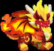 Pure Dragon Flame 2b
