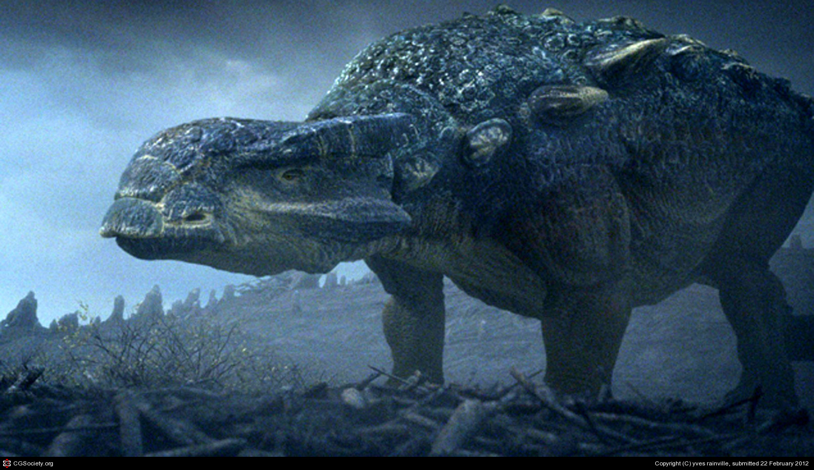 Ankylosaurus - Dinopedia - the free dinosaur encyclopedia
