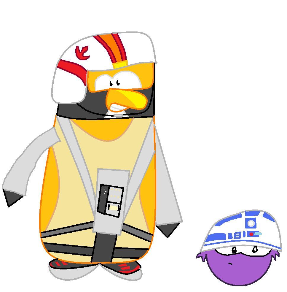 Club Penguin Wiki Navigation