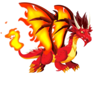 Dragon Flame 3c