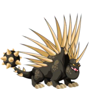 Hedgehog Dragão 3F