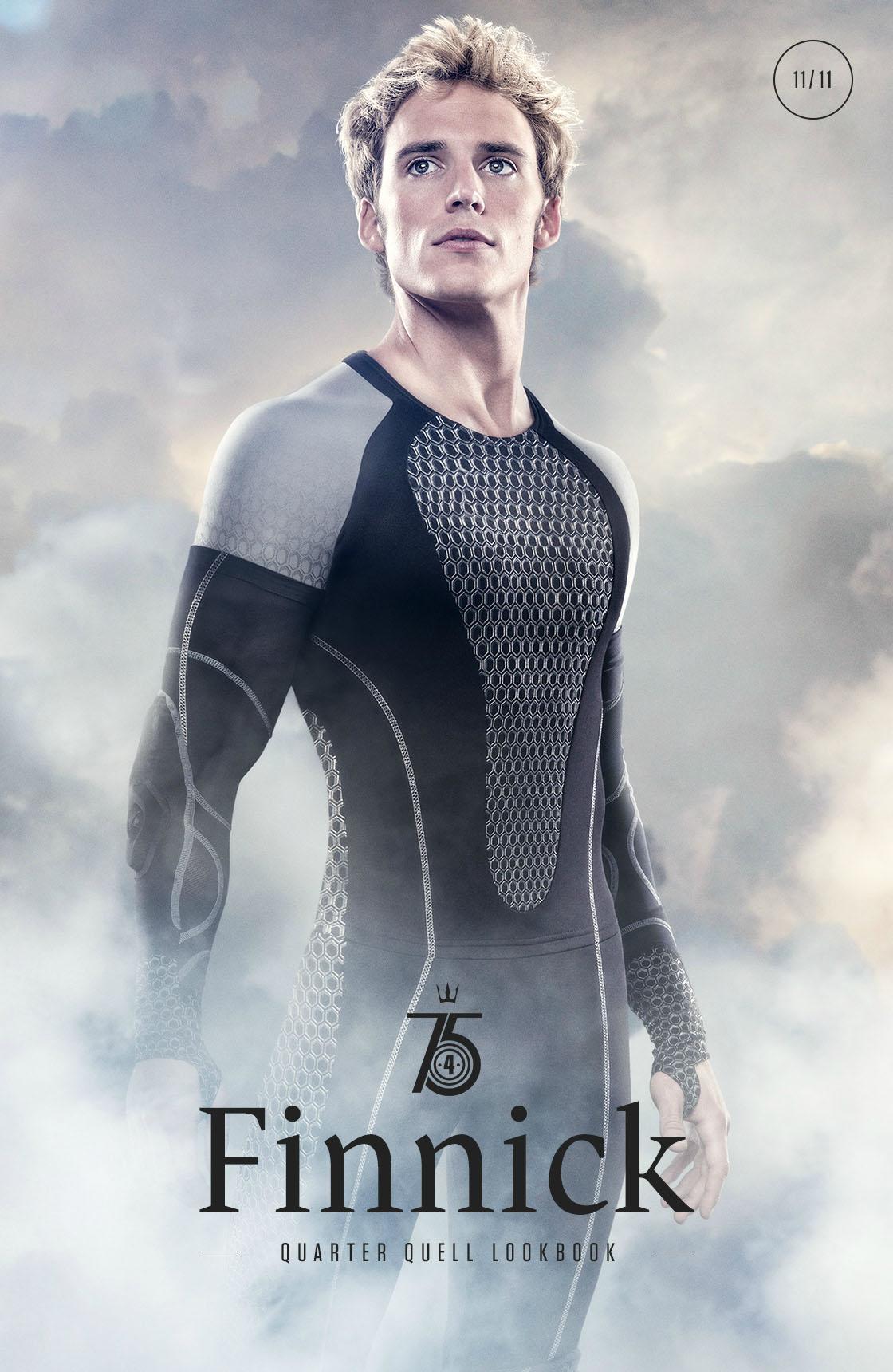 Finnick Odair - The Hunger Games Wiki