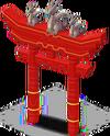 Arch chinês