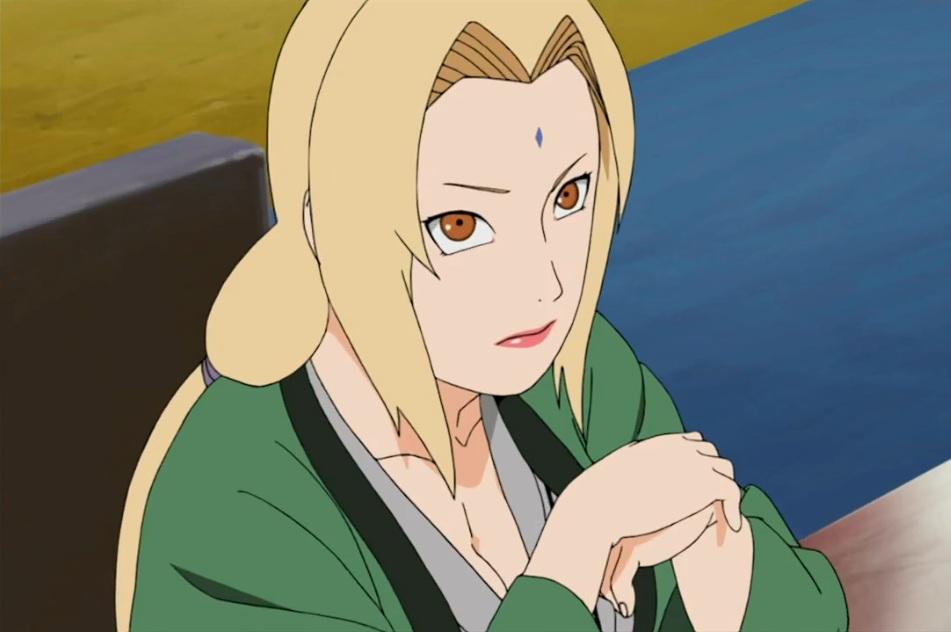 Tsunade Naruto Wiki