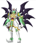 BlackSeraphimon en Digimon MasterBlackseraphimon