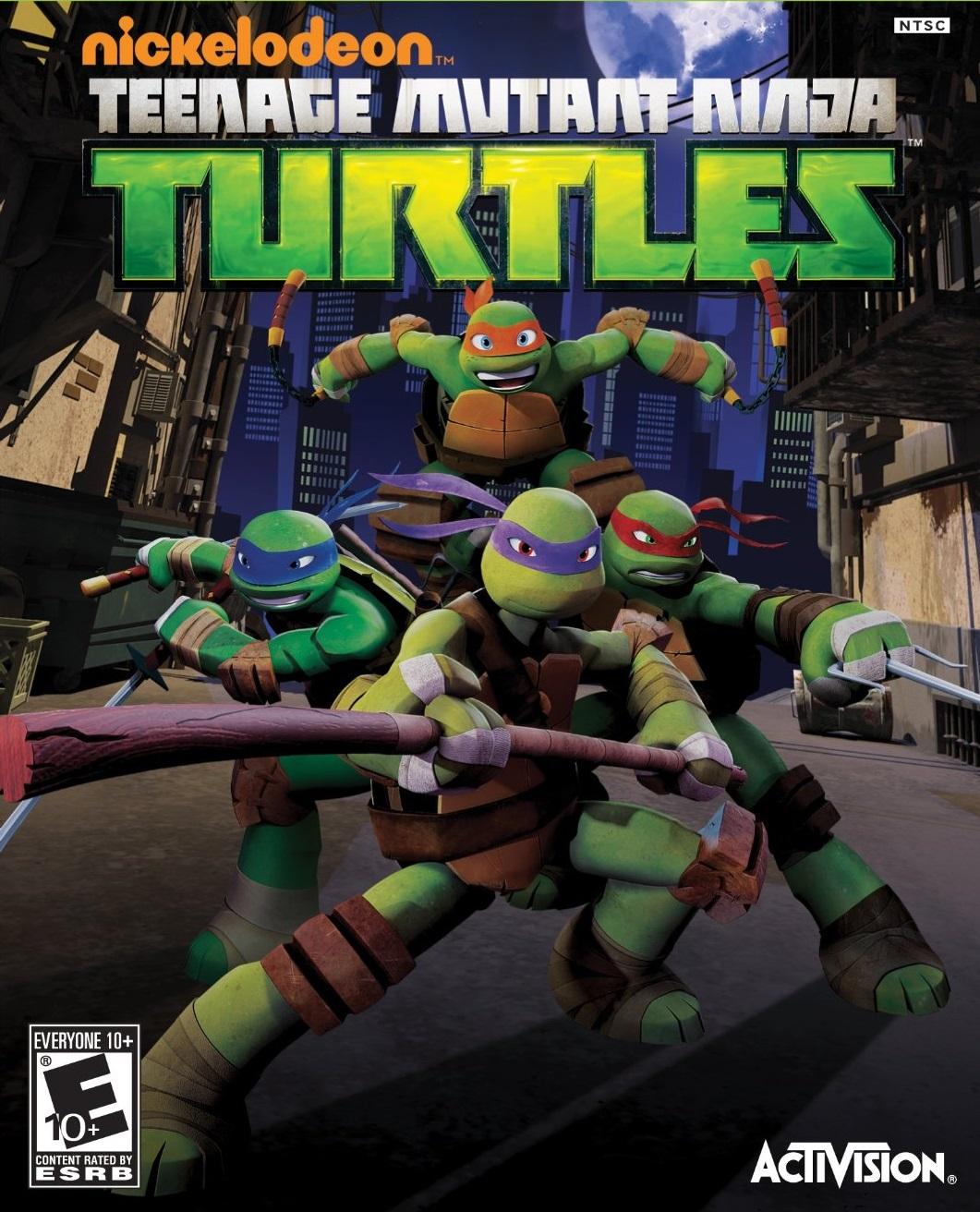 Jugar Las Tortugas Ninja: Pizza con problemas, juego de