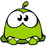 Cut The Rope Om Nom