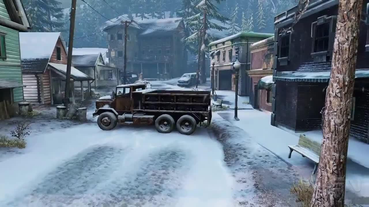 The Last Of Us Remastered MP OT For The Love Of God Please Stop - The last of us lake resort map
