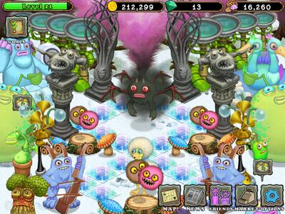 How To Breed A Grumpyre In My Singing Monsters Wikipedia | Apps