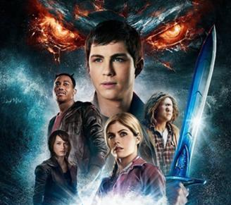 Percy Jackson and the Olympians, Sea of Monsters movie, books, series