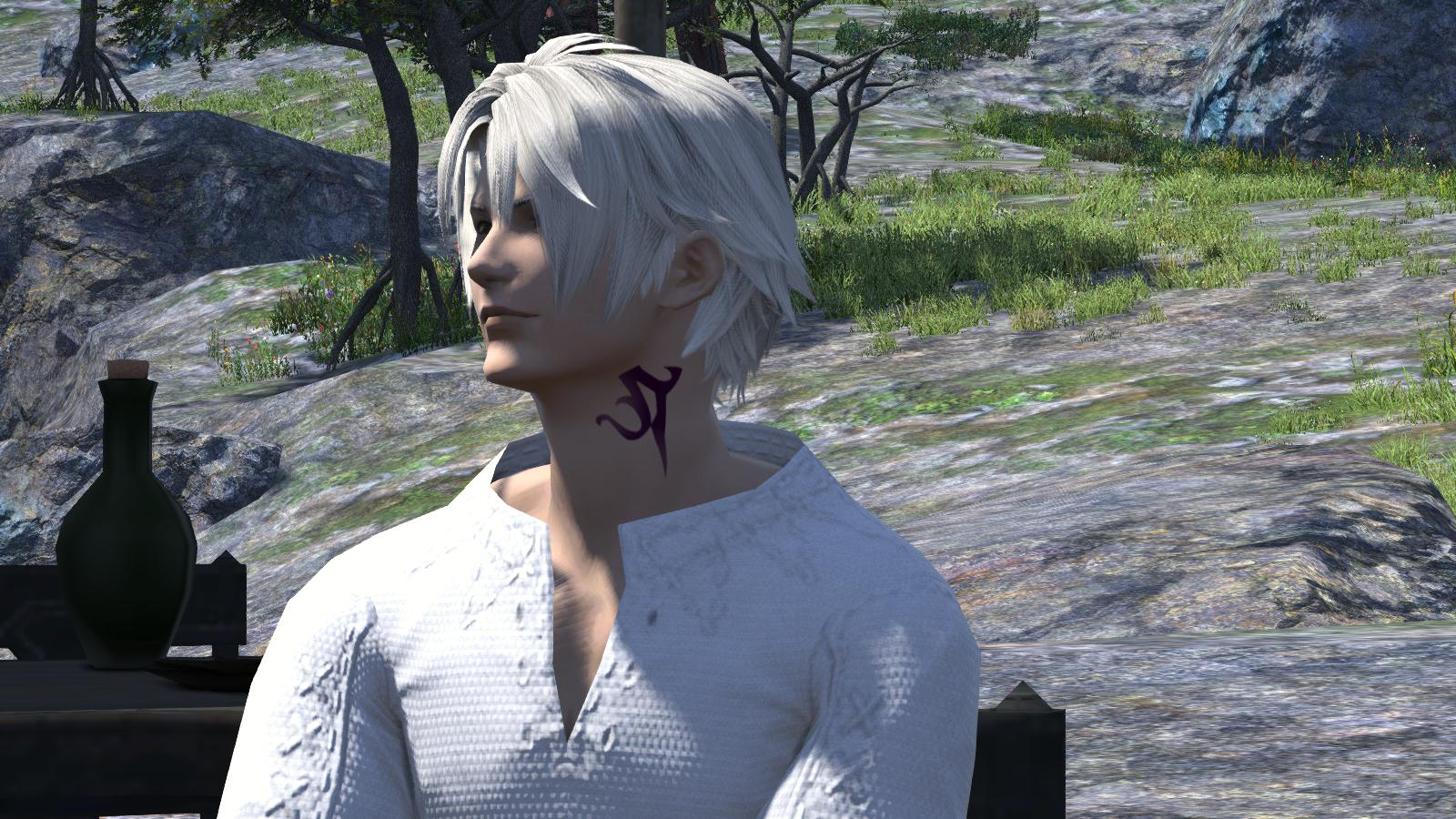Samsonian Locks Ffxiv On Guys | Pics | Download |