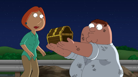 Family Guy Season 12 Episode 1 Finders Keepers