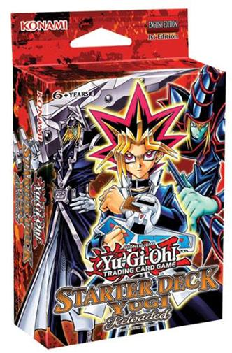 Starter Decks: Yugi/Kaiba Reloaded YSYR-DeckEN