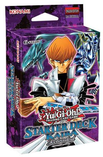 Starter Decks: Yugi/Kaiba Reloaded YSKR-DeckEN