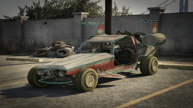 Unique Vehicles Quest - Guides & Strategies - GTAForums