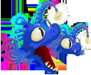 Image - Lantern Fish Dragon 2c.png - Dragon City Wiki  Image - Lantern...
