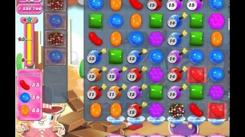 What Is The Order Of What Do You Do In Level 130 Candy Crush